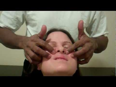 Relaxing Cosmic Energy Head Massage