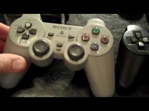 Guy talks about history of Playstation controllers