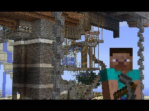 Minecraft Bob Ross parody