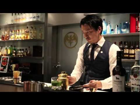 Japanese drink mixing