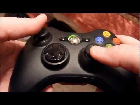 Xbox 360 Game Controller Sounds