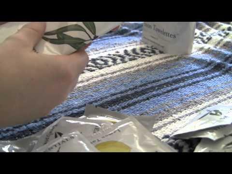 Super crinkly bags
