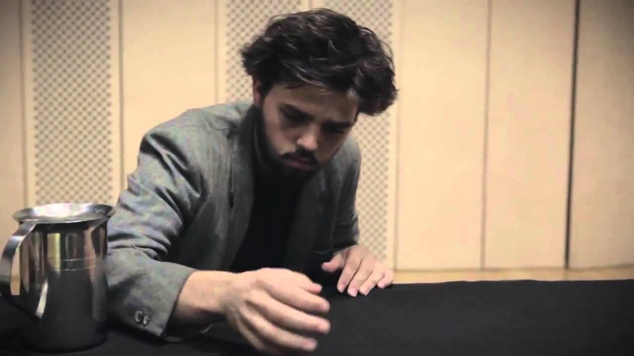 Yann Frisch's amazing sleight of hand routine trick
