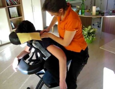 German mobile massage