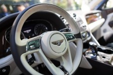 Designer talks about the new Bentley SUV