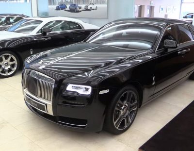 Rolls Royce Ghost Series II 2016 indepth review