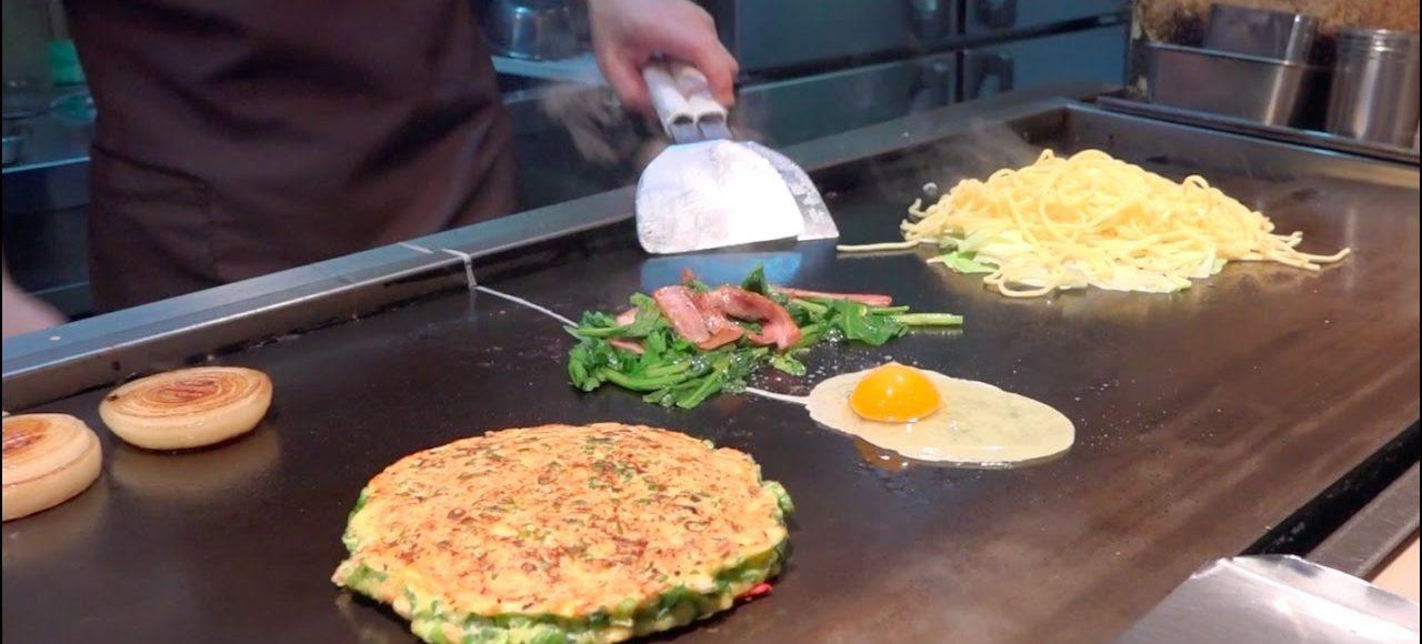 Teppanyaki in Japan – Food in Japan