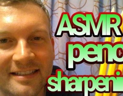 ASMR – Pencil Sharpening