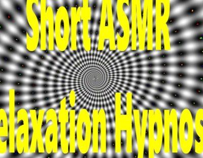 Short ASMR Relaxation Hypnosis (Softly Spoken)