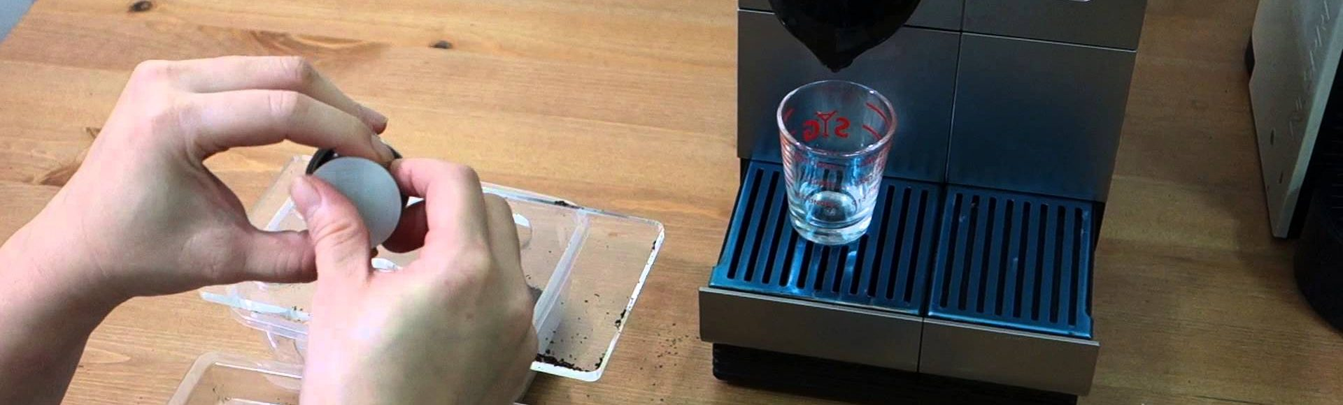 Coffee gadget demos