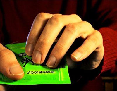 ASMR Crinkly Tea Bag Packets (Binaural)