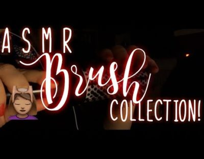 ASMR Hairbrush Collection!