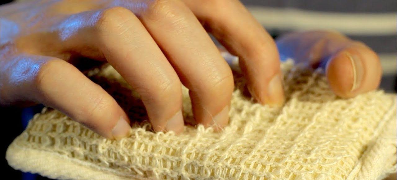 ASMR This Sponge Will Send You Straight to Sleep! (Binaural)