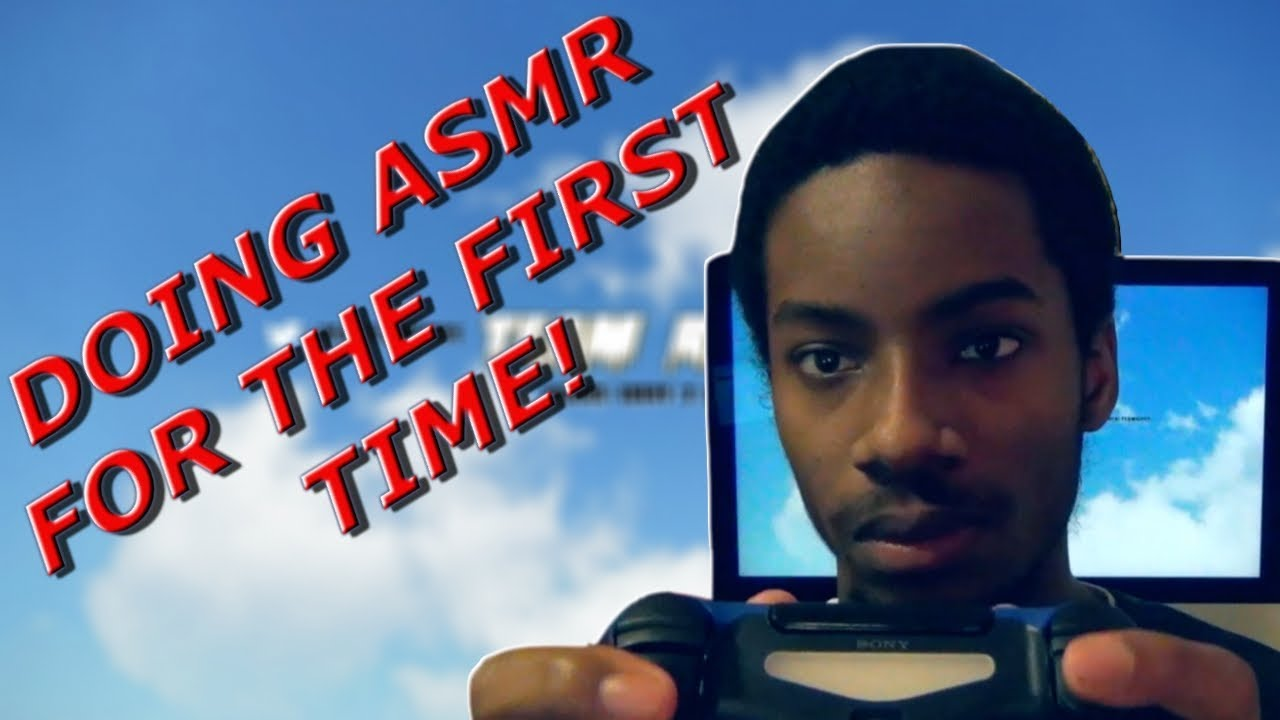 I Do ASMR For The First Time – Team Boss Doing ASMR