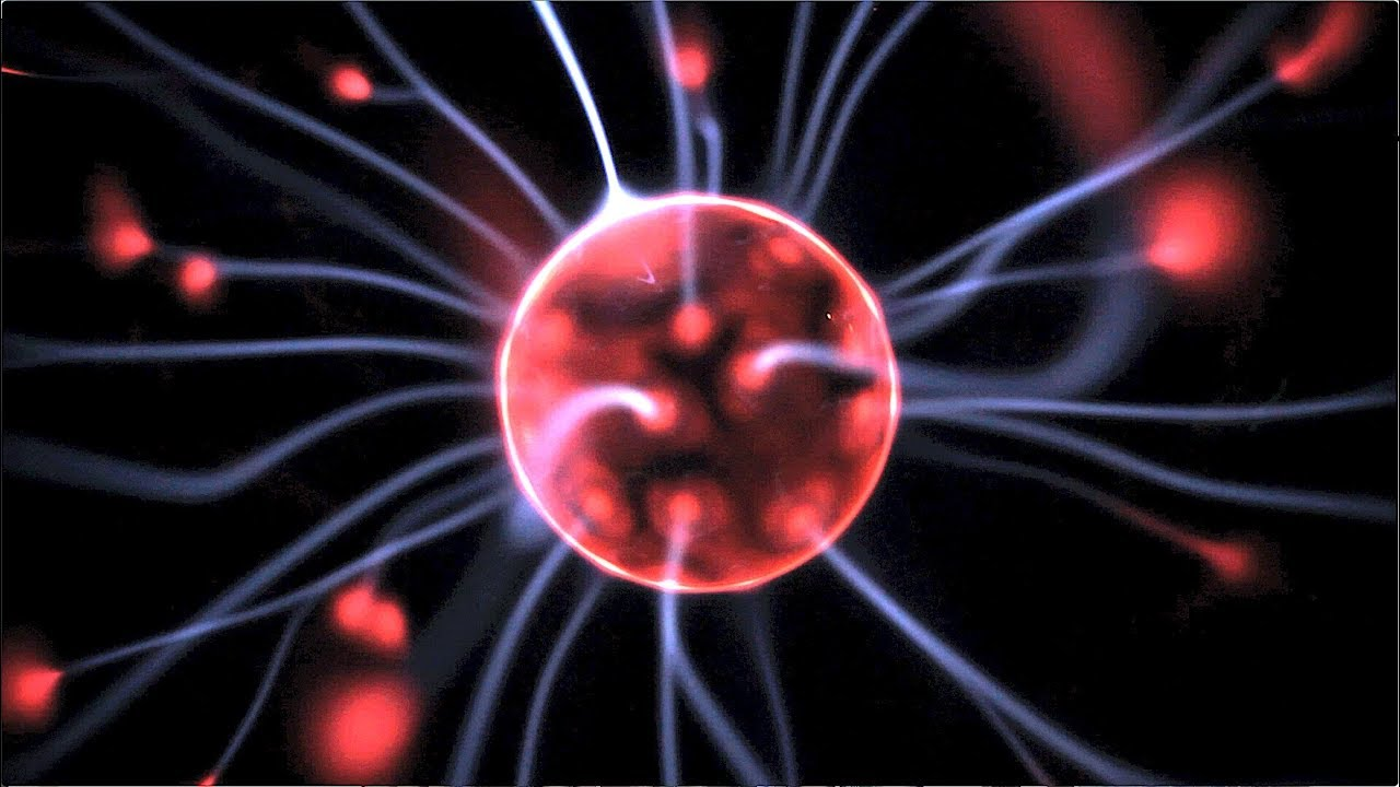 Plasma Ball White Noise! Electricity Sounds! [Sleep Aid]