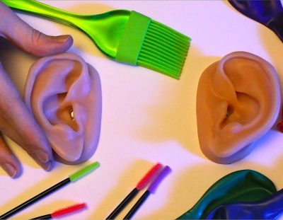 ASMR Objects For Your Ears! (Binaural)
