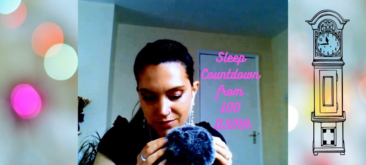 Sleep Countdown Tingles (+ massage, intense ear to ear) – #ASMR
