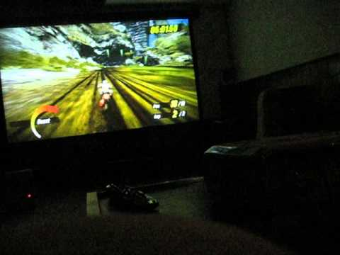 PS3 Controller Noises by a Man Playing MotorStorm: Pacific Rift