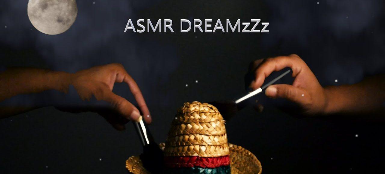 Mini Sombrero Mic Brushing