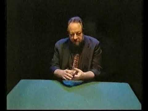 Ricky Jay Playing Cards Magic Trick