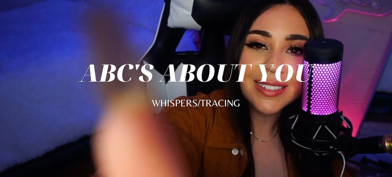 [ASMR] | ABC'S about you!