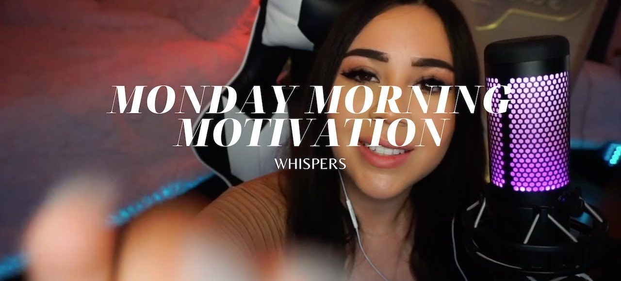 [ASMR] | Get out of bed – Motivation for YOUR morning!